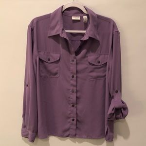 Covington blouse. Size 14/16 Large